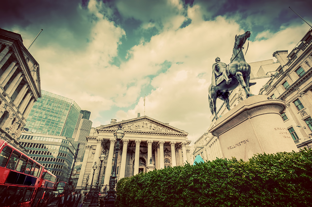 Bank of England Budget Announcement October 2018