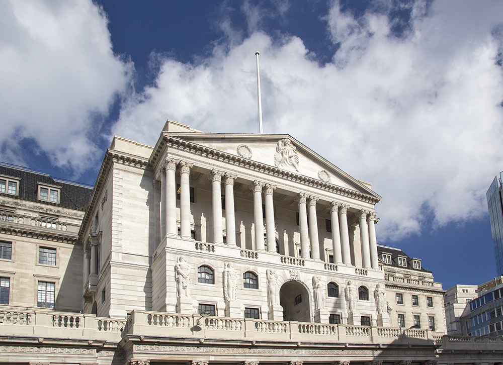 Bank of England announces the interest rate will remain unchanged