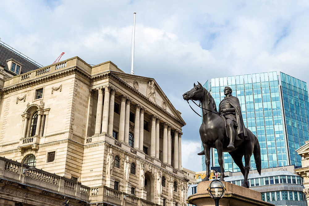 Bank of England - May 2019 Announcement