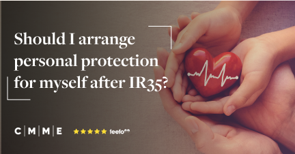 Insurance after IR35  - Protect yourself from financial uncertainty