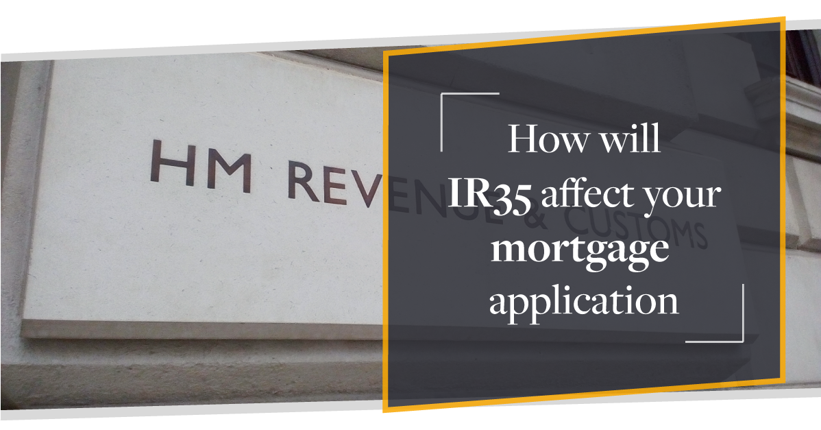 How will IR35 affect your mortgage application?  IR35 news