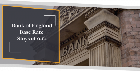 Bank of England Base Rate stays at 0.1% | CMME