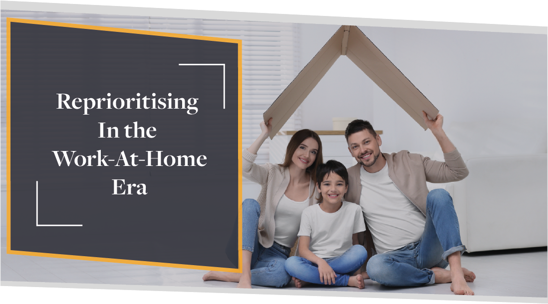 Reprioritising in the Work-At-Home Era | CMME