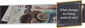 Lending changes