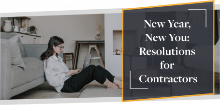 New Year, New You: Resolutions for Contractors | CMME