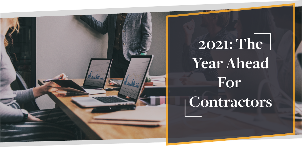2021: The Year Ahead For Contractors | CMME Explains