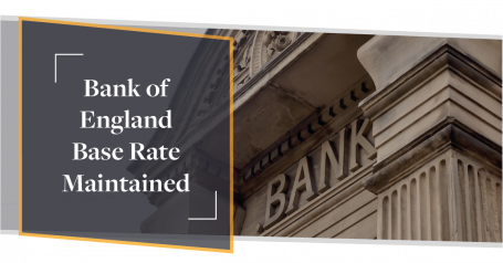 The Bank of England Base Rate: Interest Rates & Mortgage Plans | CMME News