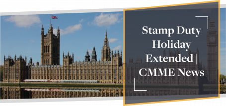 Stamp Duty Holiday Extended | CMME News