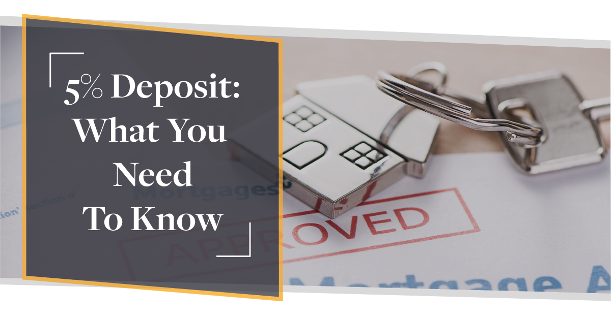 5% Deposit: What You Need To Know | CMME Explains