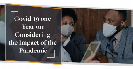 COVID-19 one Year on: Considering the Impact of the Pandemic | CMME