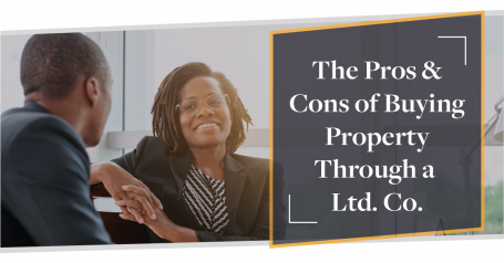 Buying a Property Through a Limited Company: Pros & Cons | CMME